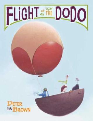 Flight of the Dodo book cover