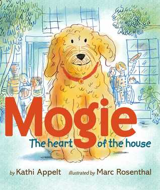 Mogie the heart of the house book cover