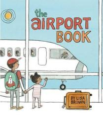 The airport book book cover