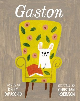 Gaston; 3 out of 5 stars #bookaday