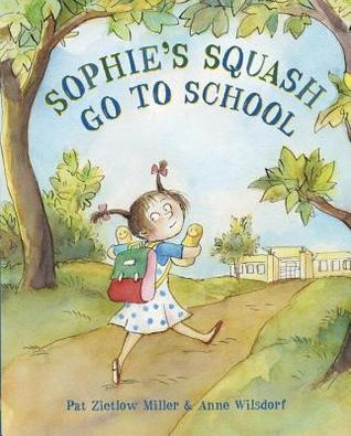 Sophie's Squash Go to School; 4 out of 5 stars #bookaday