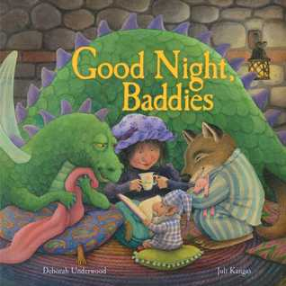 Good Night, Baddies; 4 out of 5 stars#bookaday