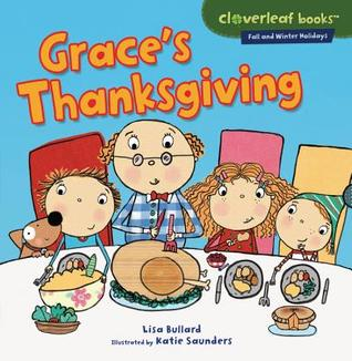 Grace's Thanksgiving book cover