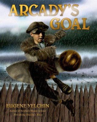 Arcady's Goal; 4 out of 5 stars #bookaday