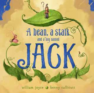 A bean, a stalk and a boy named Jack; 3 out of 5 stars #bookaday