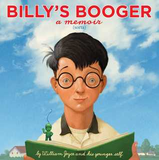 Billy's Booger book cover