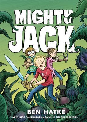 Mighty Jack by @BenHatke; 5 out of 5 stars #bookaday