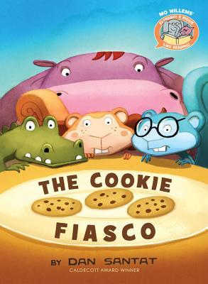 The Cookie Fiasco; 4 out of 5 stars #bookaday
