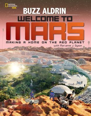Welcome to Mars book cover