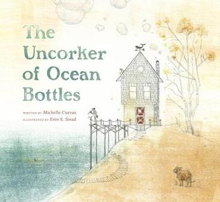 The Uncorker of Ocean Bottles book cover