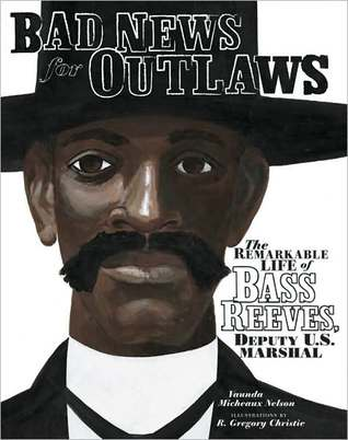 Bad News for Outlaws book cover