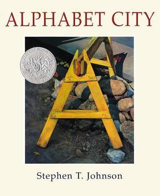 Alphabet City book cover