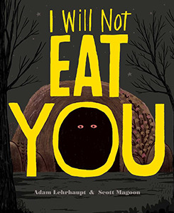 I Will Not Eat You book cover