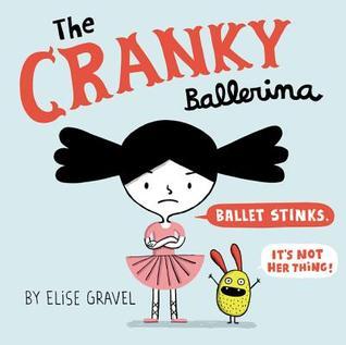 The Cranky Ballerina book cover