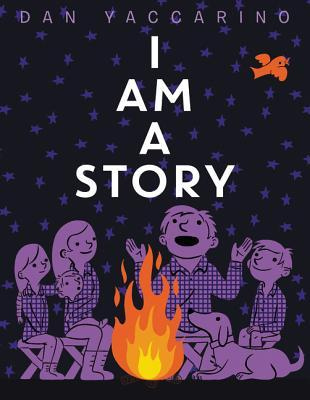 I am a Story book cover