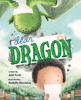 Dear Dragon book cover