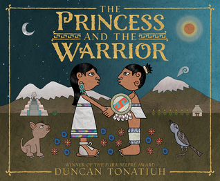 The Princess and the Warrior book cover