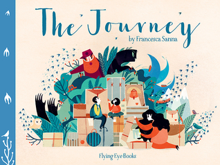 They Journey book cover