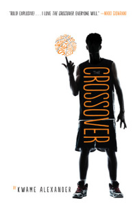The crossover book cover
