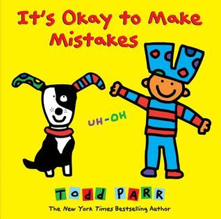 It's Okay to Make Mistakes book cover