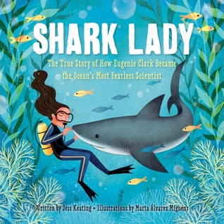 Shark Lady book cover