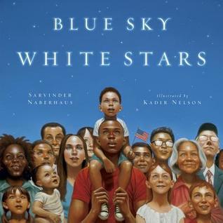 Blue Sky WhiteStars