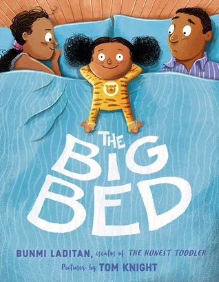 The Big Bed book cover
