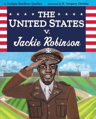 The United States versus Jackie Robinson book cover