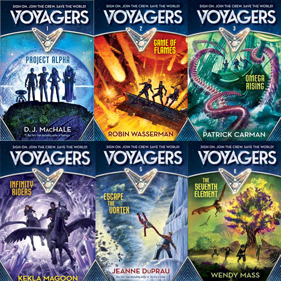The Voyagers series