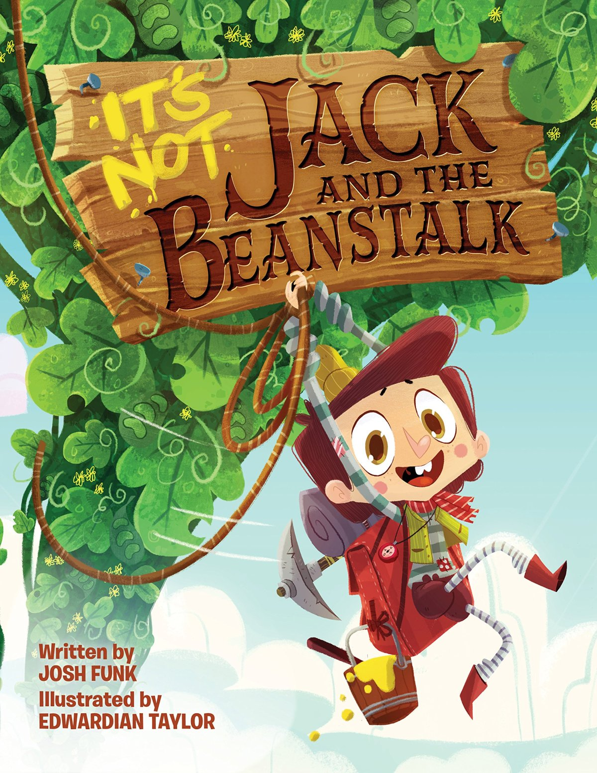 It's Not Jack and theBeanstalk