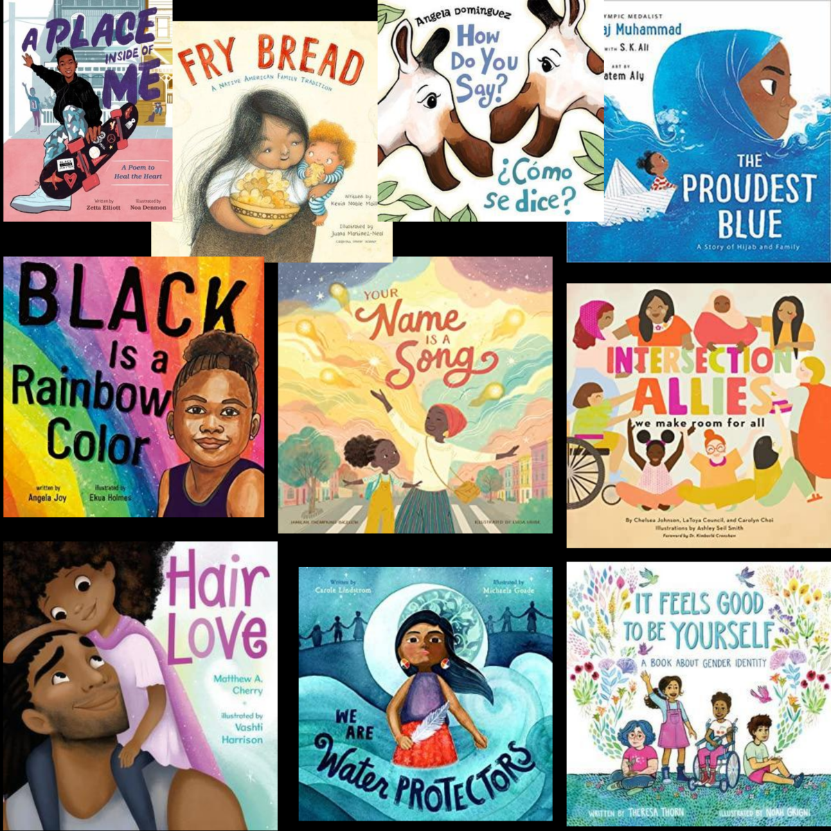 #pb10for10 — 10 Picture Books You Can't LiveWithout